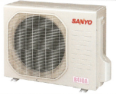 Sanyo Air Conditioning Sap Krv126eh Wall Mounted 3 50 Kw